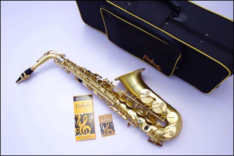 brand new prelude conn selmer baritonsaxophon alto saxophone wire drawing copper 720 professional e mouthpiece saxofone