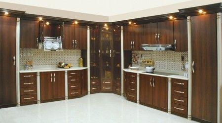 مطابخ الوميتال احدث اشكال وتصاميم مطبخ الوميتال 2016 ميكساتك Custom Kitchen Modern Kitchen Cabinets Cabinetry