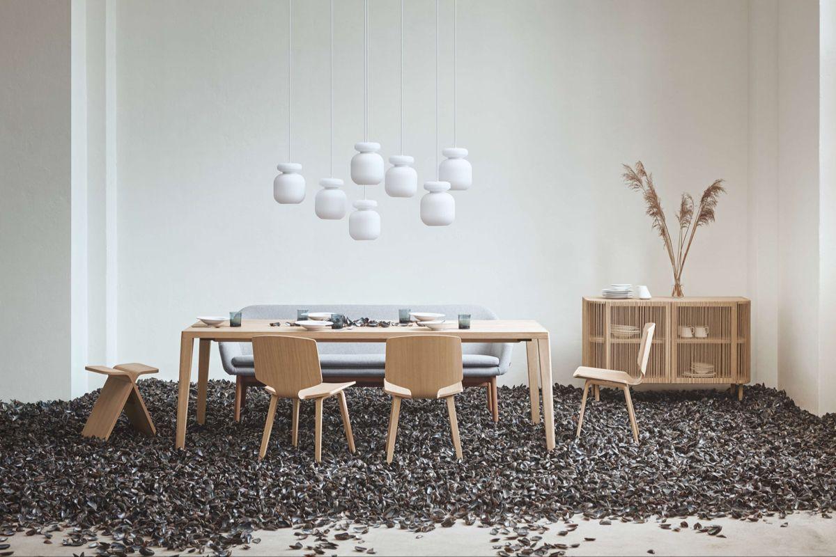 Suspension Maiko Denis Guidone Design Studio Violet Table Salle A Manger Design Mobilier De Salon