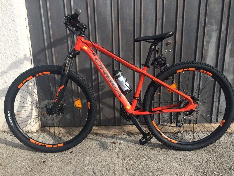 Orbea Mx40 Mountain Bike | Bicycle Design | Pinterest | Bicycling