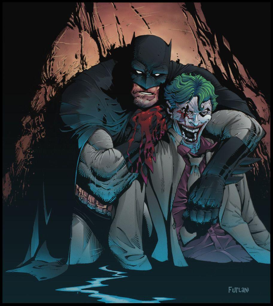 The Dark Knight Returns - Hunt, Bruno Furlani on ...