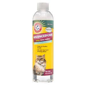 Arm Hammer Fresh Breath Cat Dental Water Additive Pet Dental Care Dental Dental Care