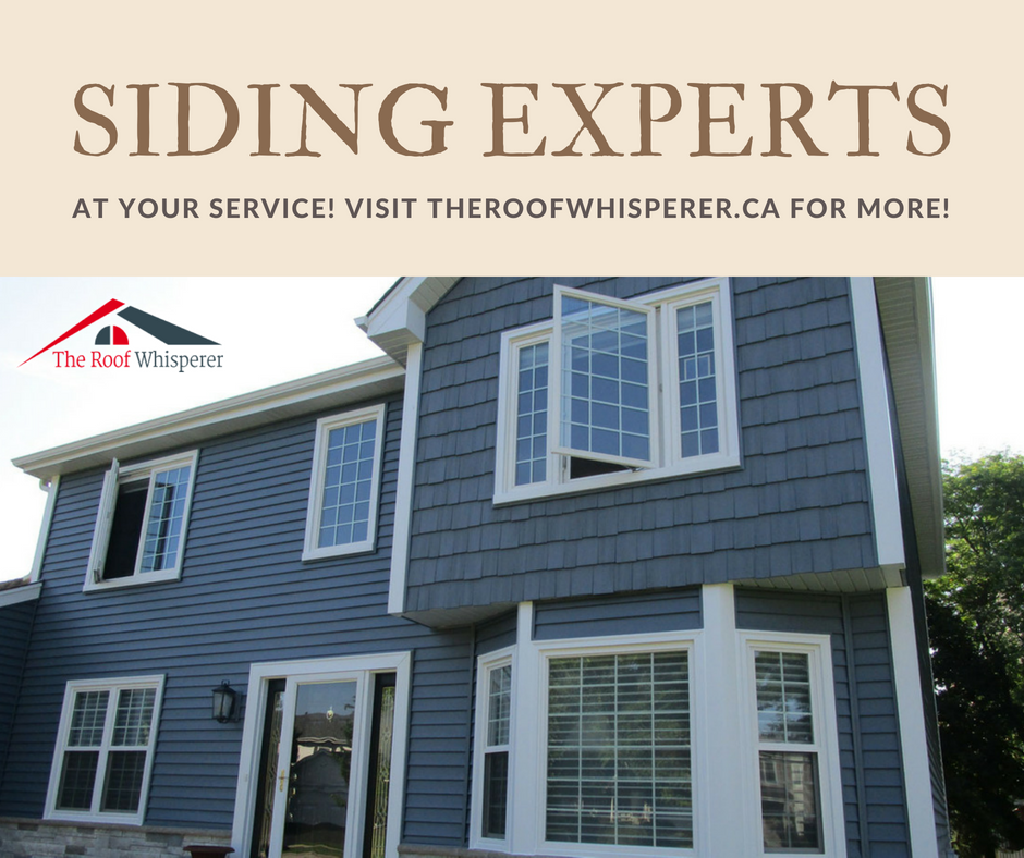 Sidings Often Need To Be Replaced Or Repaired Otherwise They Will Affect The Weather Resistance Capacity Of Your House Cool Roof Garage Doors Roofing Companies