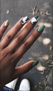 Photo of 44 UNIQUE NAILS MAKE PEOPLE SHINE – Page 21 of 44 – #nailsdesignsnature #Nails # …