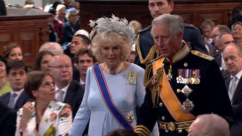 Prins Charles en Camilla | NOS