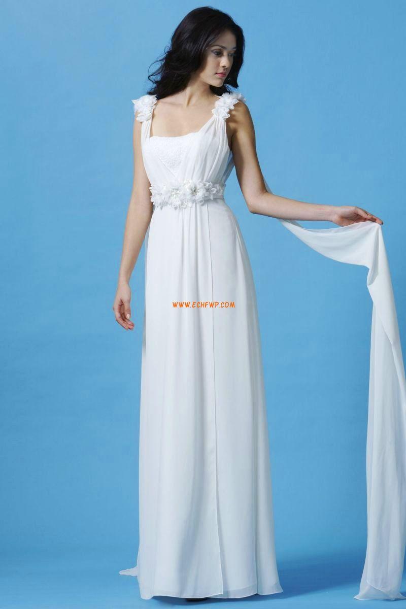 Chiffon Frühling Empire Brautkleider 2014 | elegant wedding gowns ...