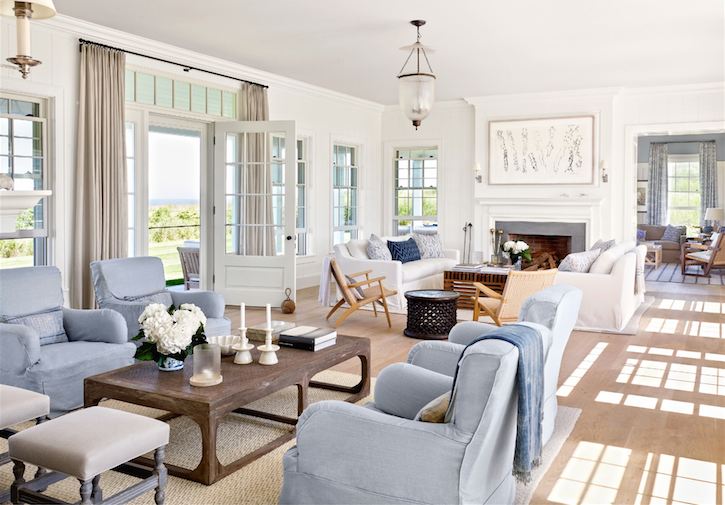 Pin By Ingrid Hang On Decorate Coastal Style Living Room Coastal Living Rooms Nantucket Home