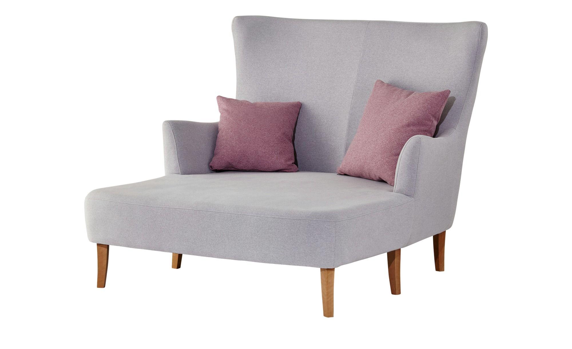 loveseat elissa hellgrau m bel h ffner home pinterest retro wohnzimmer und m bel. Black Bedroom Furniture Sets. Home Design Ideas