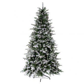Albero Di Natale Vendita Online.Albero Di Natale 270 Cm Floccato Poly Everest F Alberi Di Natale Con La Neve Idee Per L Albero Di Natale Alberi Di Natale