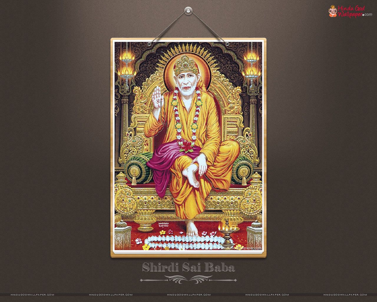Shirdi Sai Baba Hd Wallpapers Full Size Download Saibaba