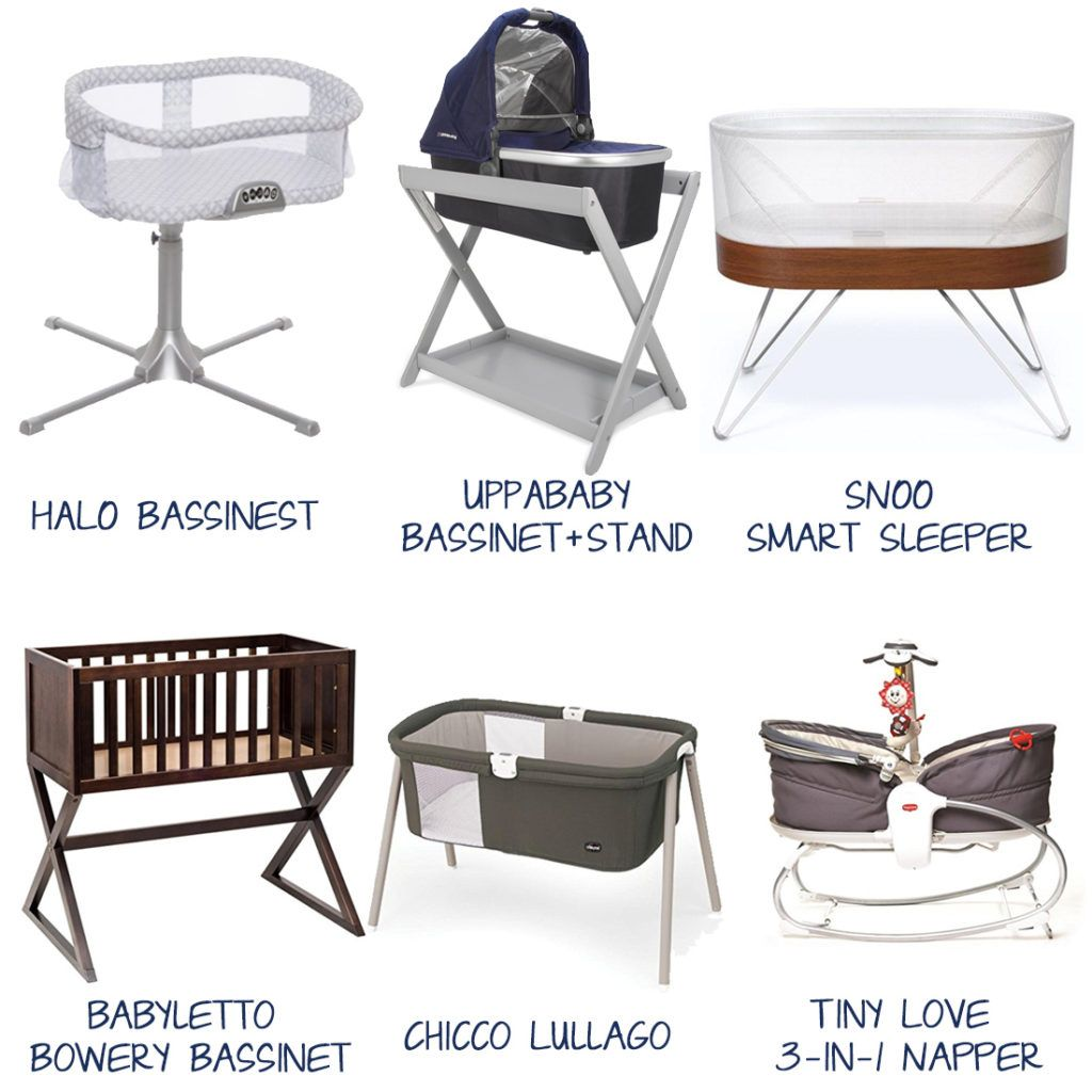 Baby Sleep Spots Whining With Wine Newborn Bassinet Small