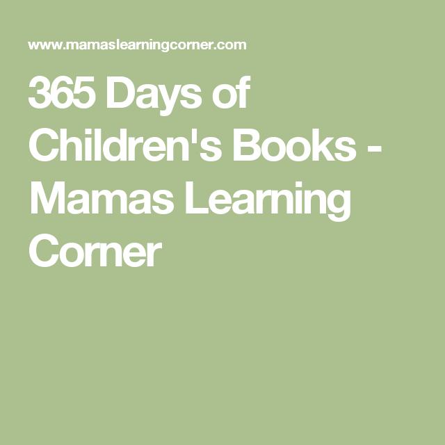 365 Days of Children's Books - Mamas Learning Corner