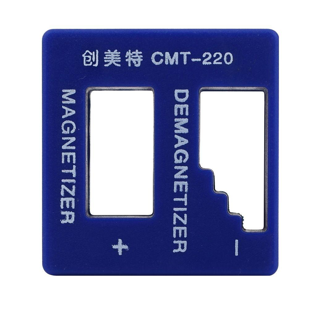 새로운 착 Demagnetizer 도자기 자기 픽업 도구 드라이버 팁 비트 무료 배송 뜨거운 판매
