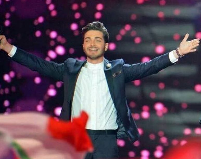 GIANLUCA  GINOBLE = THE MOST CHARISMATIC MAN EUROVISION 2015