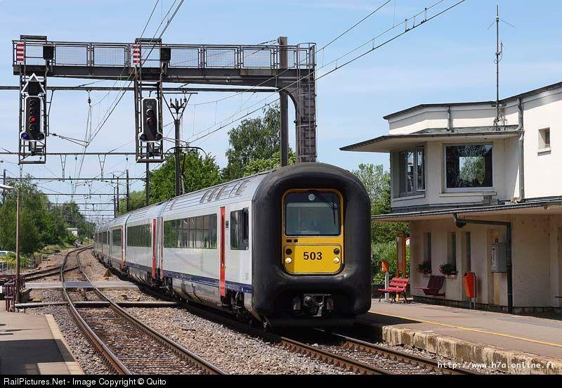 kleinbettingen luxembourg train service