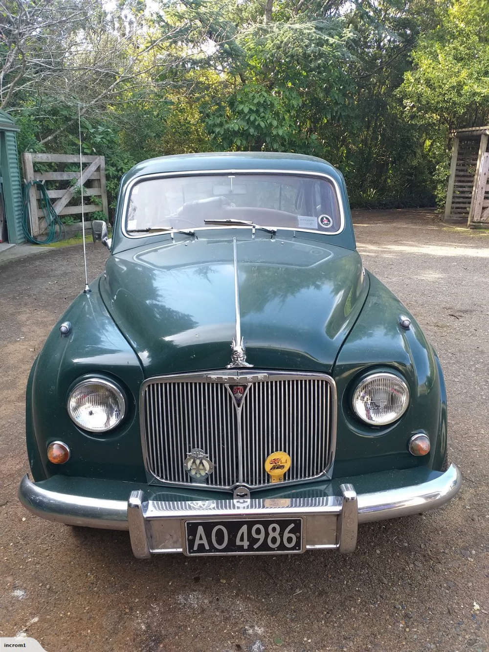 1956 Rover Other Rover 90 | Trade Me | British cars, Classic cars, Rover