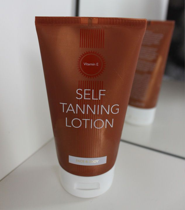 kicks self tanning lotion
