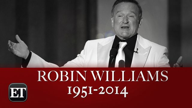 Robin Williams.... August 11, 2014... R.I.P.