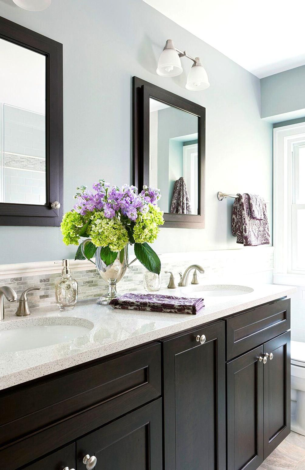 blue gray bathroom paint color in 2020 best bathroom on best paint colors for bathroom with no windows id=26169