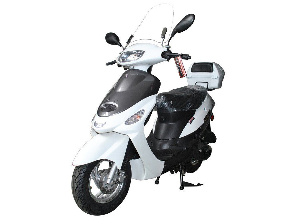49 50cc Street Legal Scooter Fully Automatic And Up To 120 Mpg