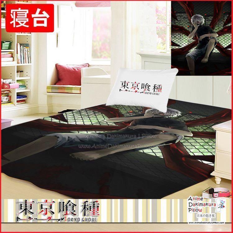 New Ken Kaneki Tokyo Ghoul Japanese Anime Bed Blanket or Duvet Cover GZFONG381