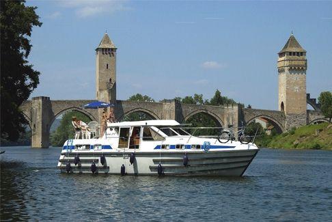 location peniche tourisme fluvial
