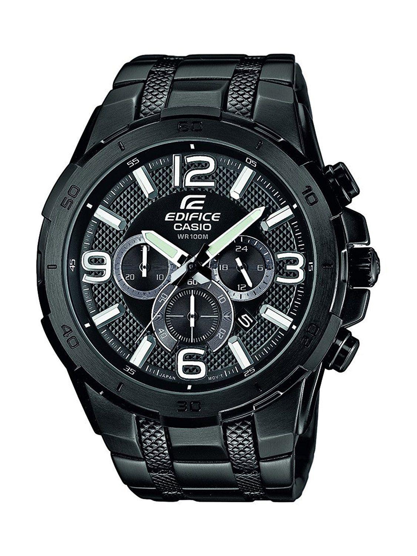 f8b1a82ca13c Casio Europe GmbH EFR-538BK-1AVUEF - Men s Wristwatch