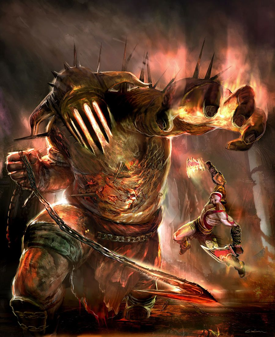God Of War Iii Official Playstation Magazine Cover