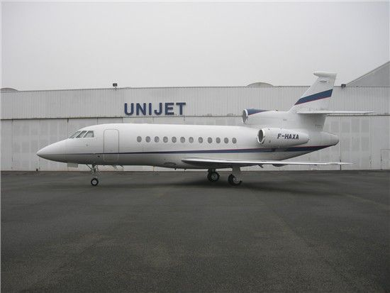 Falcon 900EX, Engines on MSP Gold, Airshow 400, RVSM, NDH #bizav #aircraftforsale