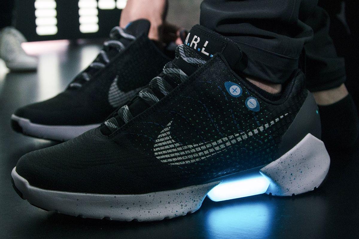 Nike HyperAdapt 1.0 (via Hypebeast)