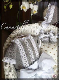 1027f2102 CANASTILLA ARTESANAL | Tejiendo | Pinterest | Canastilla, Artesanal y Bebe