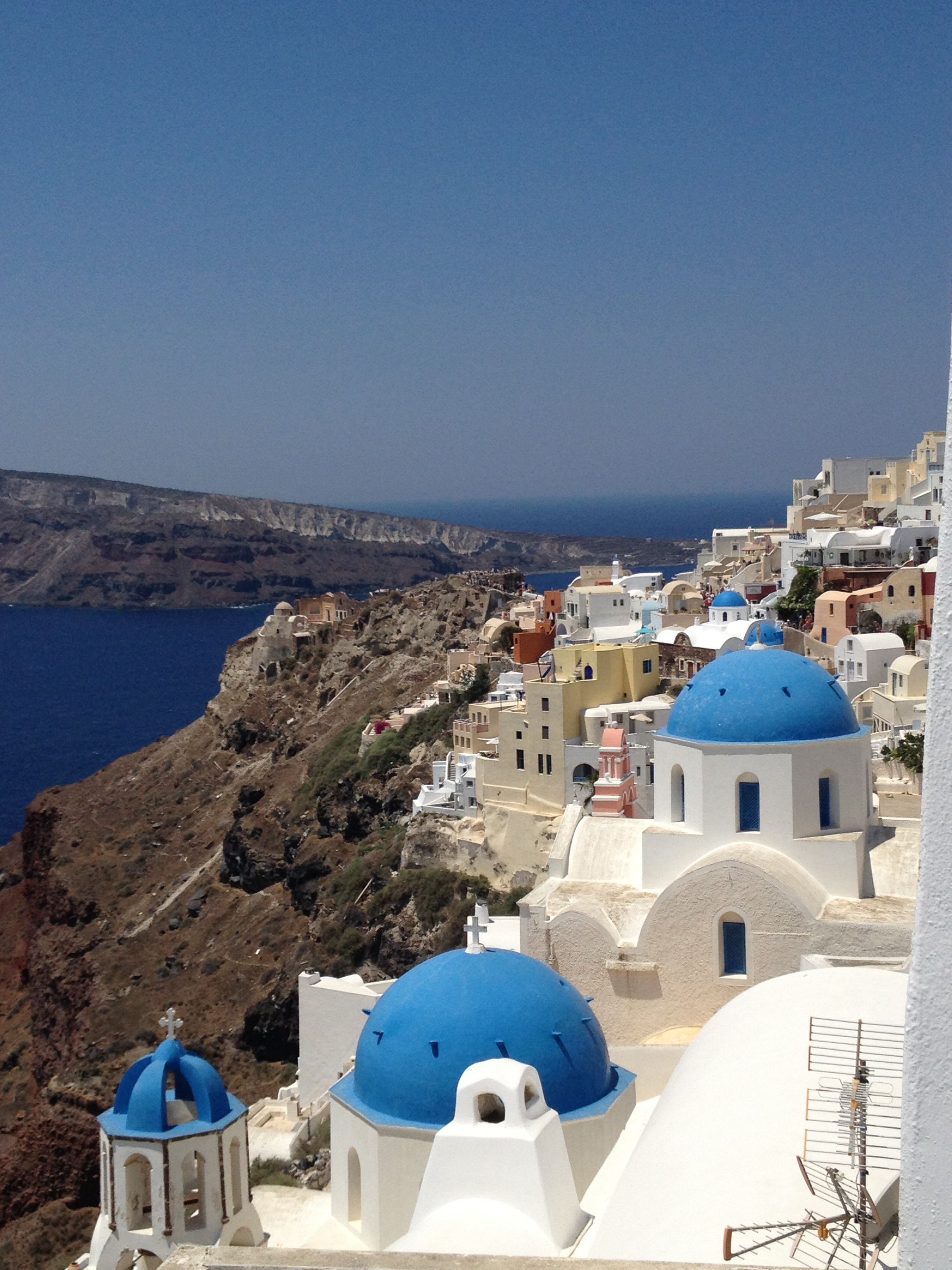 Greek Island Santorini Lugares Para Visitar Grecia Y Lugares