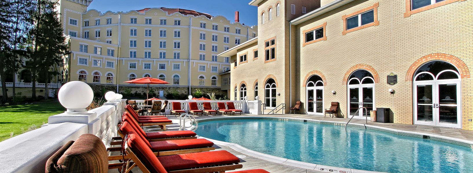 West Baden Springs Hotel Indiana Named S Best By