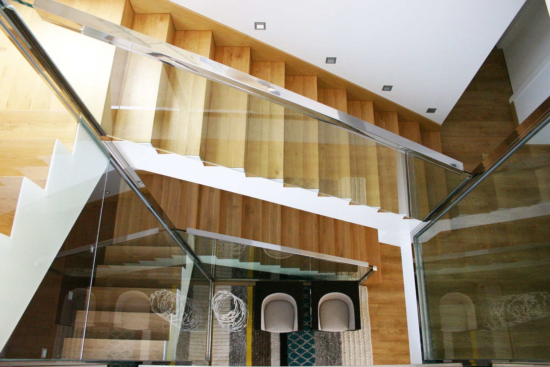 Explore interior stairs bannister and more