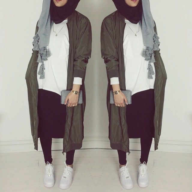 Hijab Is My Crown Fashion Is My Passion Enjoy Fashion Muslim Fashion Hijabi Fashion