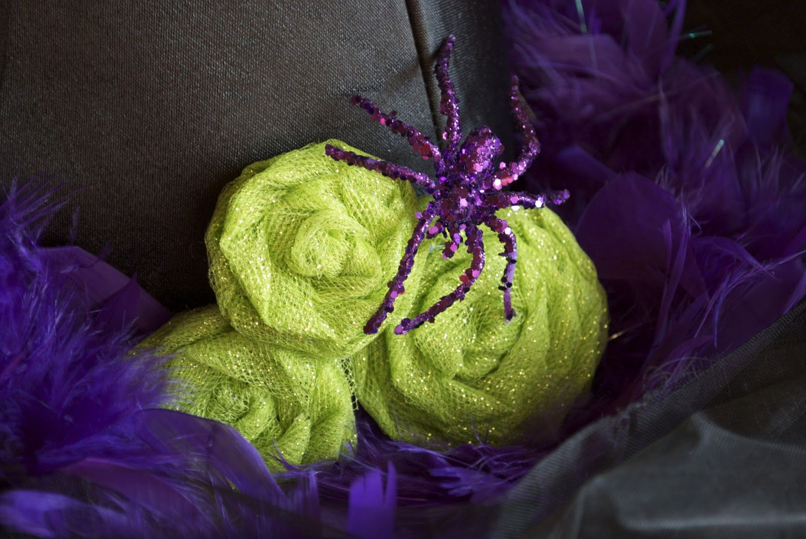 Embellished Witch Hat - A Pumpkin And A Princess