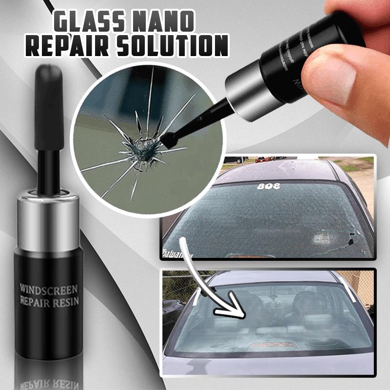 Glass Nano Repair Solution Glass Repair Repair Auto Glass Repair