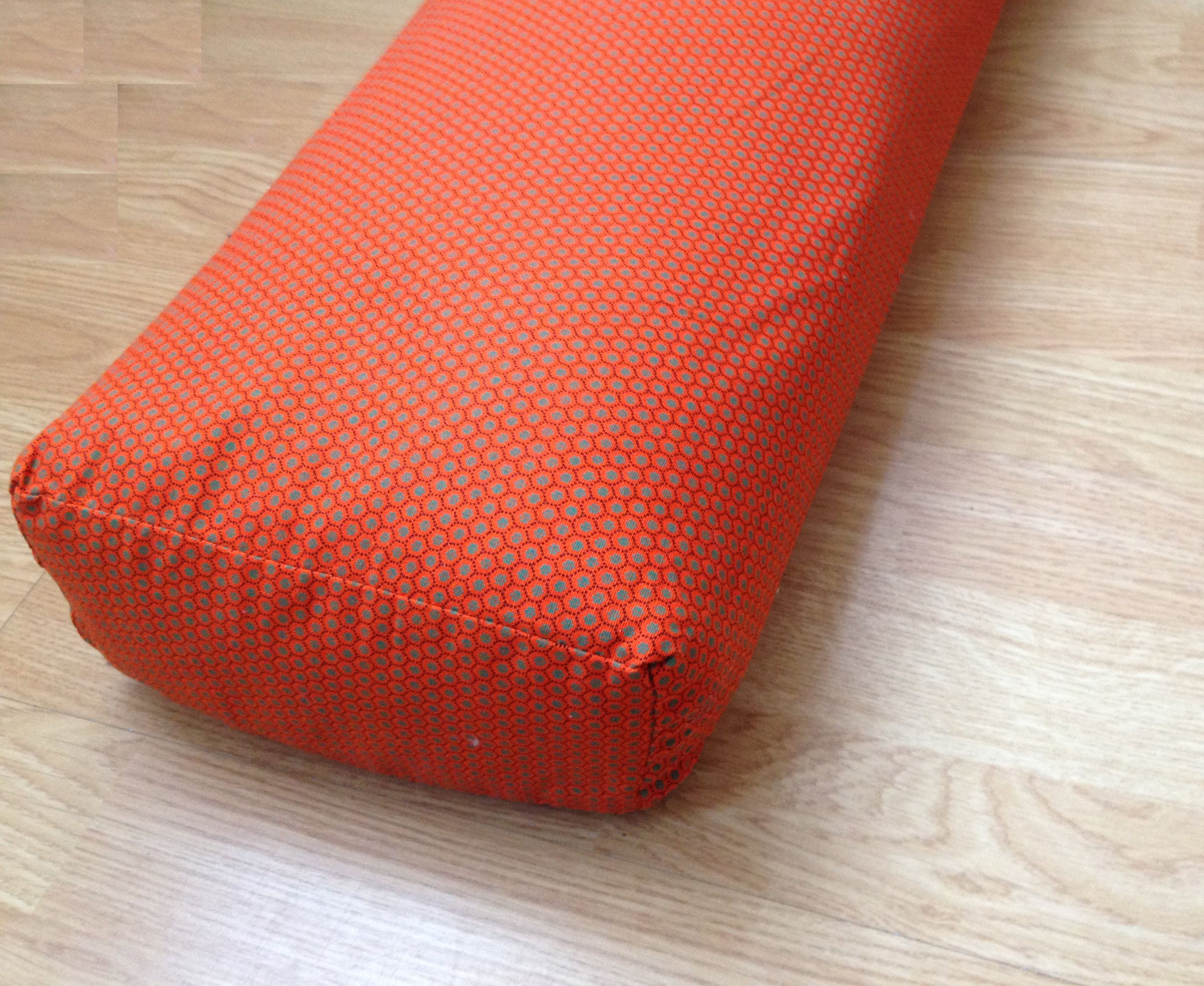 in yoga bolster diy pillow lots how make to img props of own minutes your