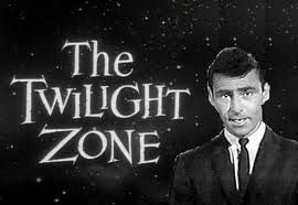 The Twilight Zone - used to scare me to death and couldn't get to sleep after watching.  Me too....do-do...do-do....