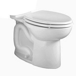 American Standard Cadet 3 Flowise Right Height Elongated Toilet Bowl Epa Watersense Approved Madeinamerica Restroom Fixtures Toilet Bowl China Toilet