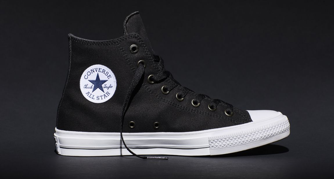 Converse Chuck Taylor All Star fans rejoice! Your favourite sneaker is  receiving its first construction update since debuting 98 years ago.