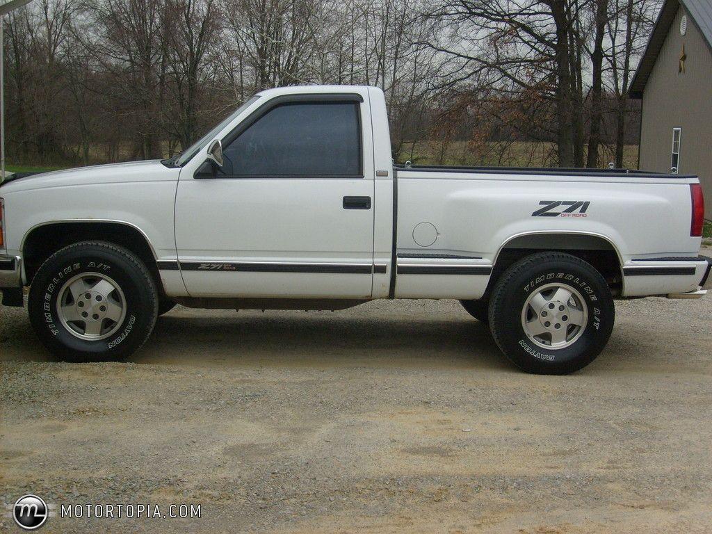 Chevrolet silverado 1500 ls z71