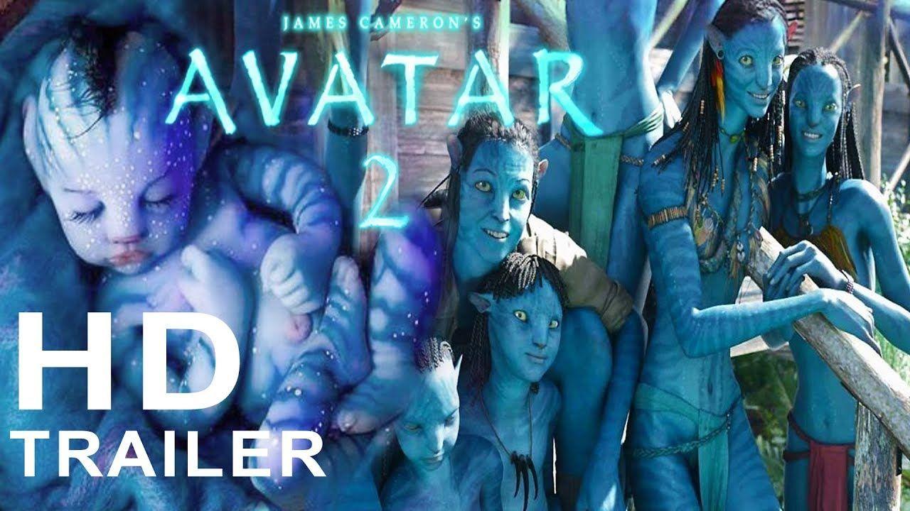 Avatar 2 Teaser Trailer Hd 2020 Avatar Return To Pandora Trailer Avatar James Cameron Movies