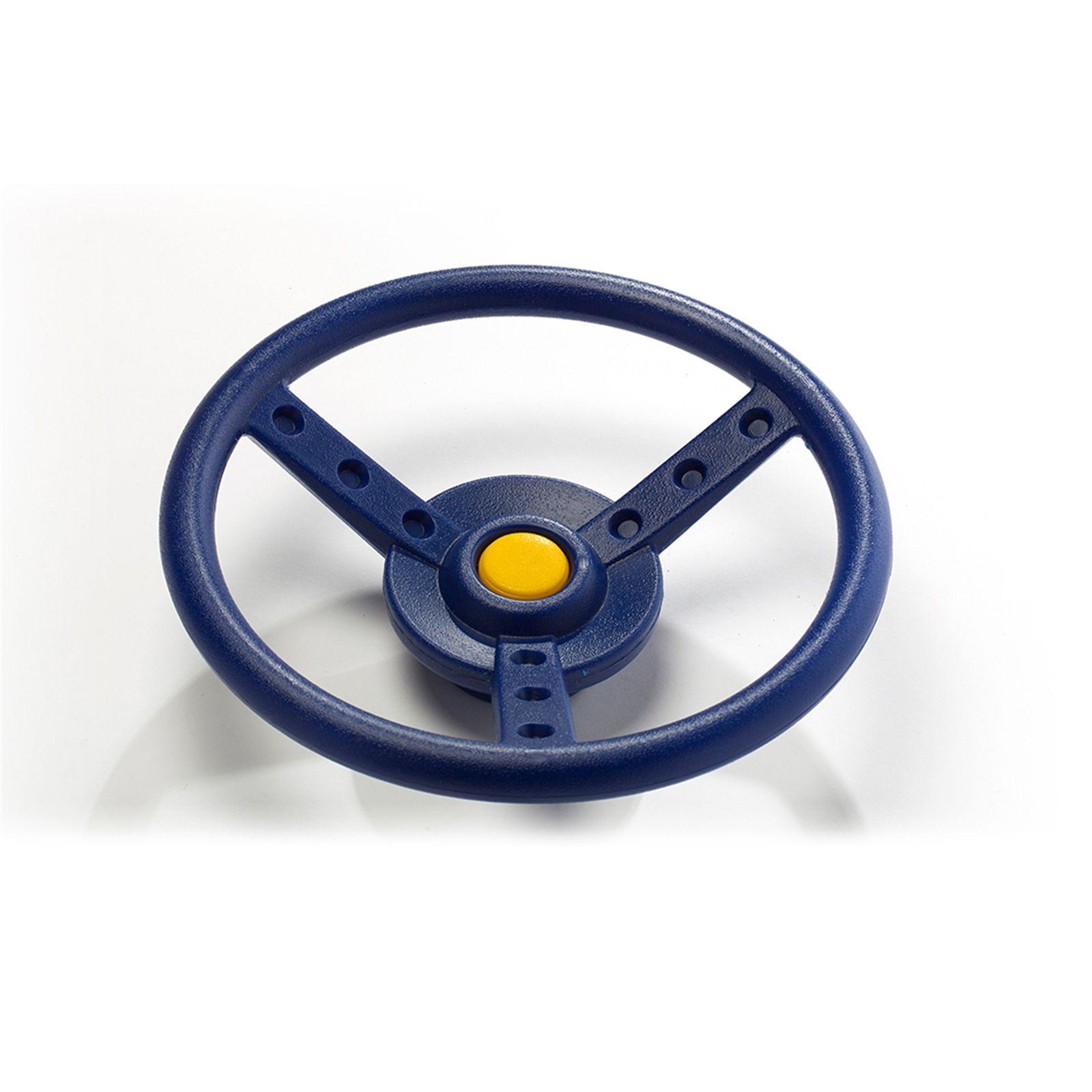 Find Swing Slide Climb Blue Plastic Steering Wheel at