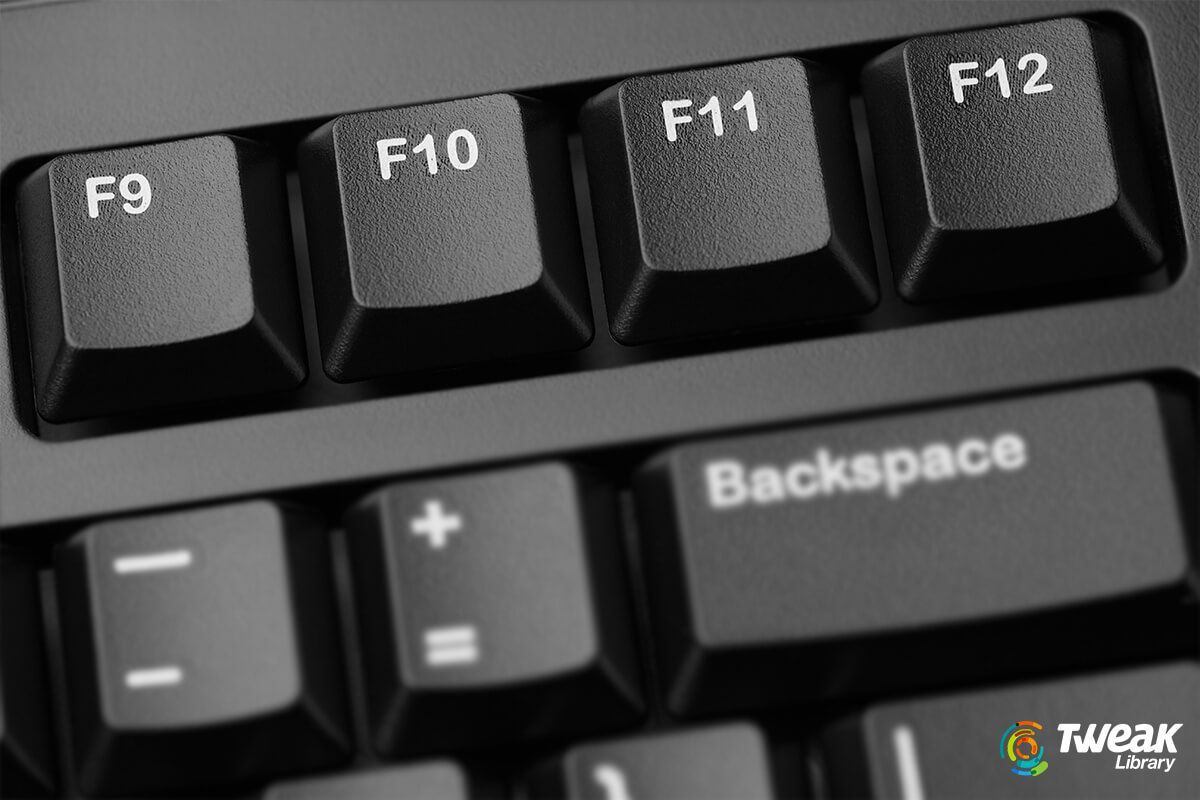 How to fix function keys not working in windows 10 in