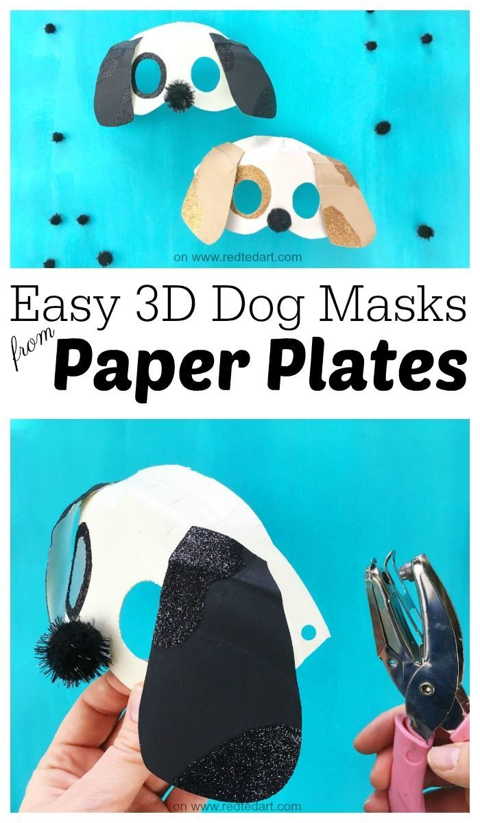 Diy Matching Face Mask And Dog Bandana Boogie The Pug: Dog Mask, Animal Masks For Kids, Dog