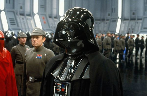 Darth Vader Running for President of Ukraine