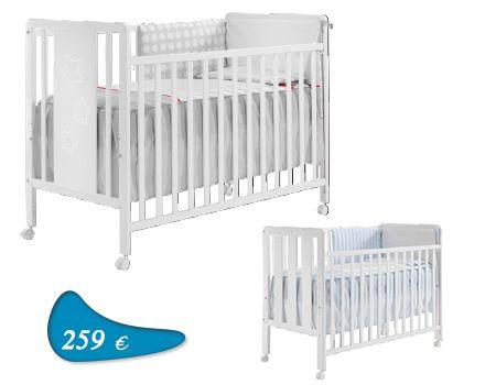 Ofertas de mobiliario infantil en Madrid. TEXTIL + REGALO COLCHÓN ...