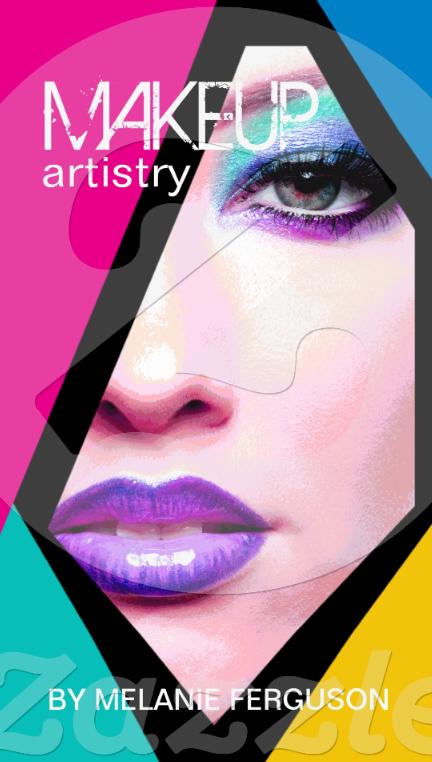 Creative Customizable Makeup Artist Business Cards Zazzle Com Makeup Artist Business Cards Makeup Artist Business Beauty Business Cards