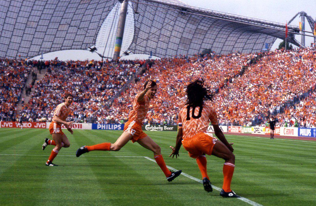 Seleção Holandesa - Eurocopa 1988